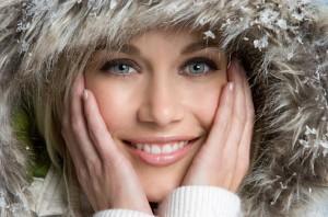 Как защитить кожу в мороз