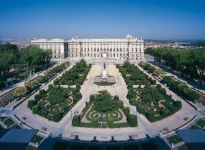 Мадрид. Новый год по-испански