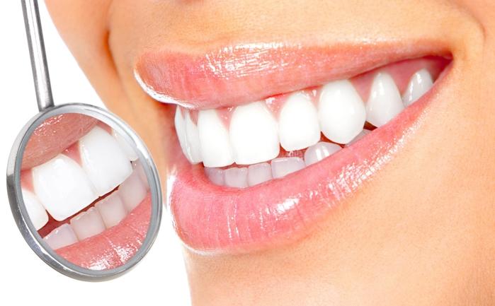 Здоровые зубы. Улыбка как визитка