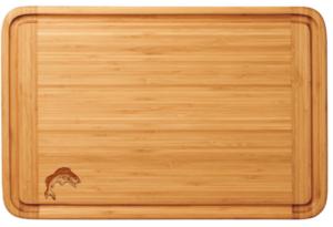 Как очистить разделочную доску из бамбука